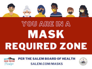 Mask Required Zone